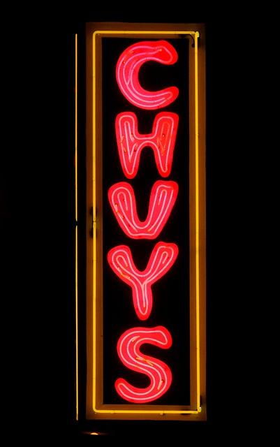 Chuy's in Dallas - #1804