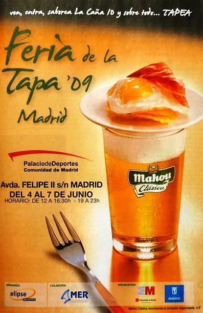 Feria de la Tapa de Madrid 2009