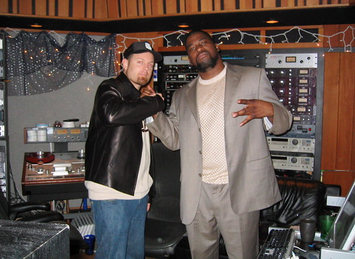 DJ Shadow & David Banner