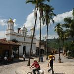Copan's Main Plaza - Copan Ruinas, Honduras