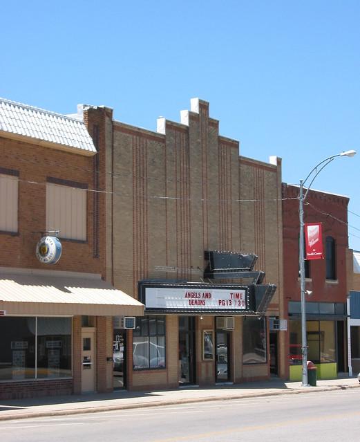 Center Theater Smith Center Kansas Flickr Photo Sharing