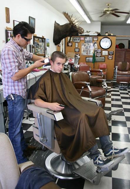 Barber Shop Norman Ok : barber shop Flickr - Photo Sharing!