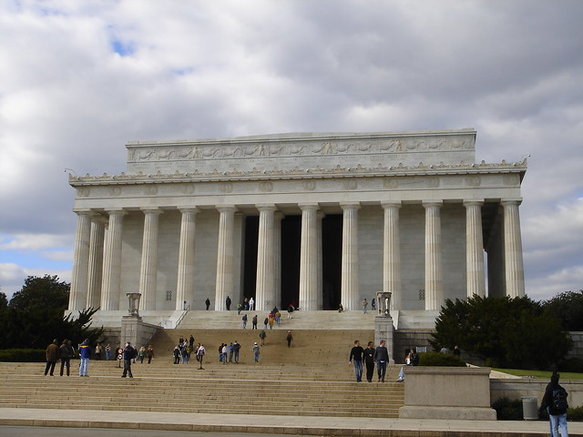 Photo:lincoln memorial By:nipotan