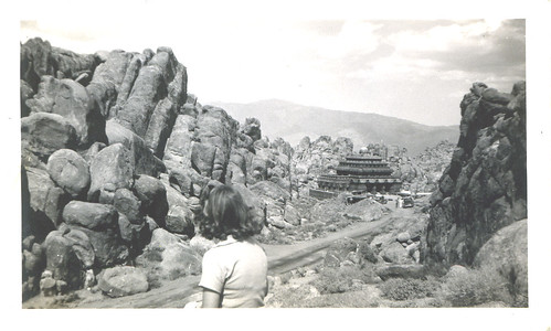 OLD PHOTO ALBUM, Alabama Hills doubled as the Khyber Pass in the 1939 epic Gunga Din