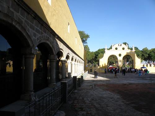 P8230517 El convento de San Gabriel en Cholula.,Puebla. Mexico por LAE Manuel Vela