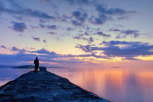 longexposure sea summer sky seascape sunrise canon outdoors scotland edinburgh canon300d tide naturallight stuart forth f22 colourful 18mm cramond 25secs stuartstevenson ©stuartstevenson