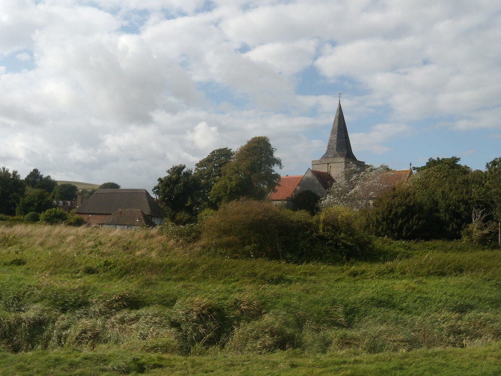 Church, Alfriston Glynde to Seaford