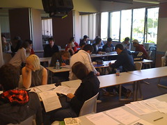 Internship class, Week 1 of Spring 2009