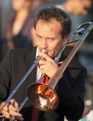 jazz trombonist (I)
