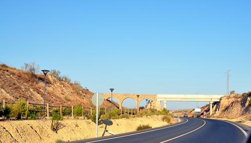 bridge españa puente spain espanha andalucia espagne almeria