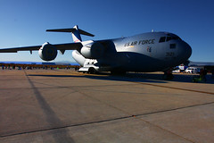 aerospace engineering, aviation, airplane, vehicle, cargo aircraft, military transport aircraft, boeing c-17 globemaster iii, jet aircraft, aircraft engine, air force,