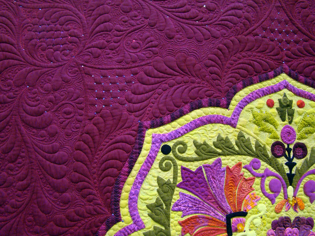 Dsc02770 Quilt 2010 Gypsy Rosalie By Ronda K Beyer