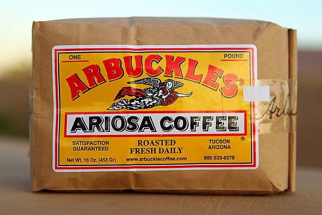 Arbuckles Ariosa Coffee Flickr Photo Sharing