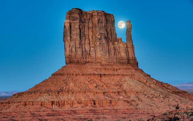 Monument Valley, Meseta del Colorado, Utah, Estados Unidos