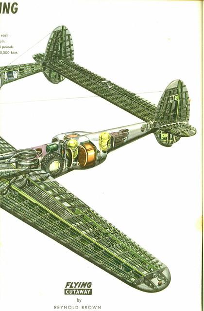 Flickriver: Photoset 'Aircraft Cutaways' By Torinodave72