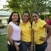 Mercedes Ramírez, Cinthya Alejandro, Reyna Hernández