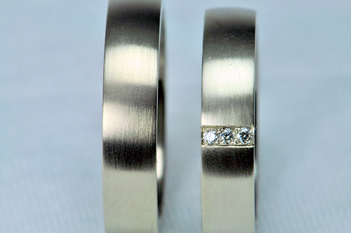 Pair of wedding ring