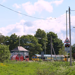 Blackford Level Crossing