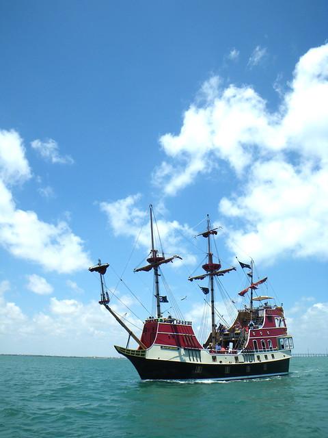 The Black Dragon pirate ship | Flickr - Photo Sharing!