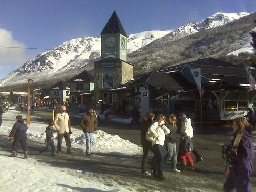 Imperdible para los esquiadores las pistas del cerro for Fuera de pista cerro catedral