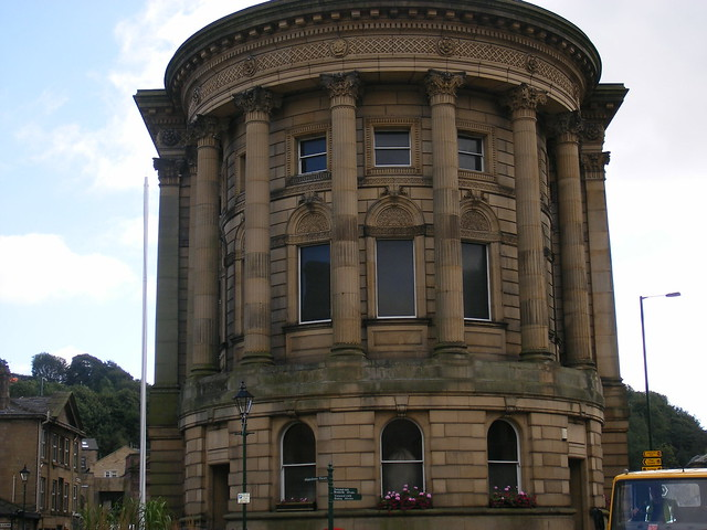 Photo:Todmorden Town Hall By ell brown