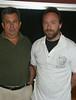 Adolfo Plasencia y Jimmy Wales