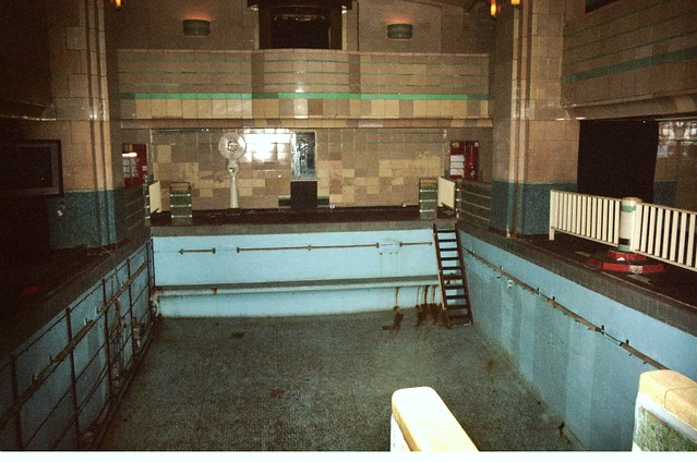 The queen mary haunted swimming pool flickr photo - Queen mary swimming pool victoria ...
