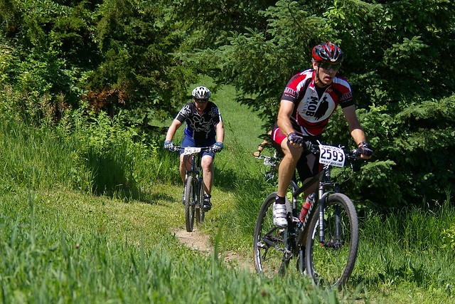 Bluff Riders Charge at Mt. Kato