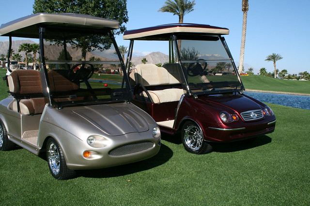 Mercedes benz golf cart call 760 775 5509 flickr photo for How much is the mercedes benz golf cart