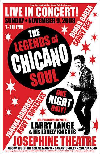 The Legends Of Chicano Soul Josephine Theatre San