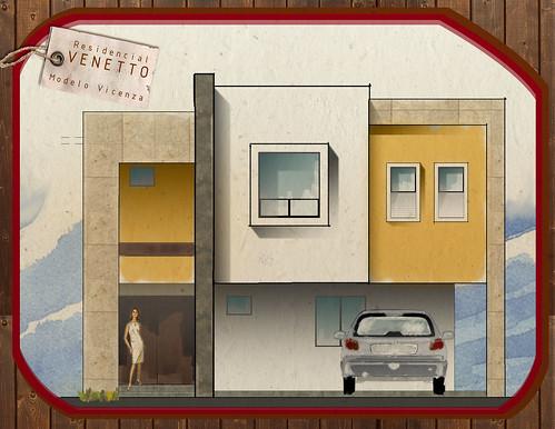 Estructurasmamposteriavi 3 proyecto arquitectonico de for Diseno de casa habitacion