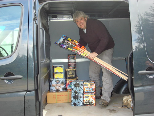 Epic Fireworks - Brian Loves His Pyro
