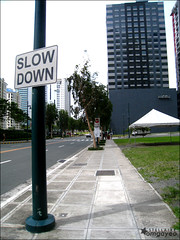 070/365 - Slow Down