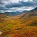 Crawford Notch from Frankenstein Cliff by Scenic New England