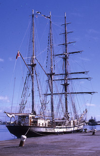 Regina Maris in Papeete.