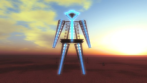 BURNING MAN ONLINE