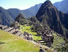 Machu Picchu, Peru, 2009.