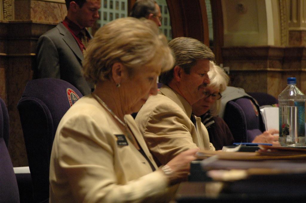Senate Floor - Redistricting