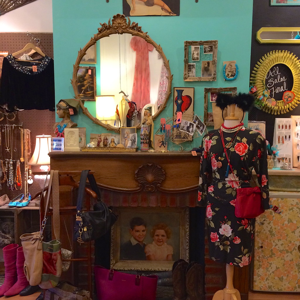 Lulu Boutique Gifterie Phoenixville PA Vintage - Pennsylvania - Retro Roadmap