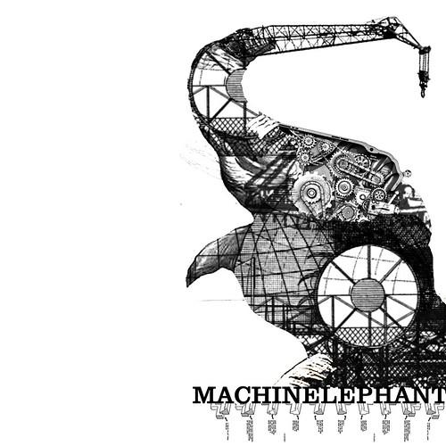 Elefante Mecánico 2