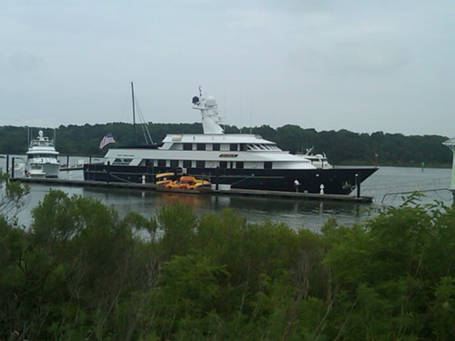 giant yacht charles cape