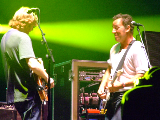 "Phish: Trey Anastasio & Bruce Springsteen: Bonnaroo 2009 - ""Mustang Sally"""