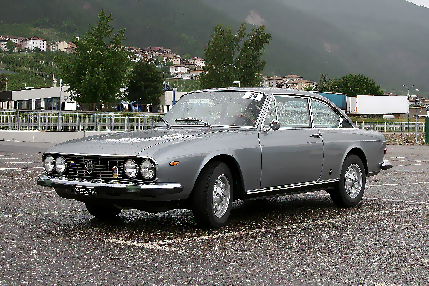 lancia 2000 coupe | LANCIA | Pinterest | Cars