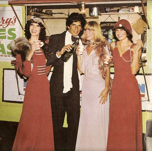 Piss Up At Harry's Cafe de Wheels, Wooloomooloo.