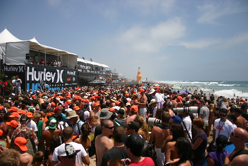 Hurley US Open of Surfing
