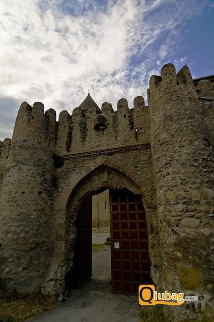 Brama katedry Sweticchoweli