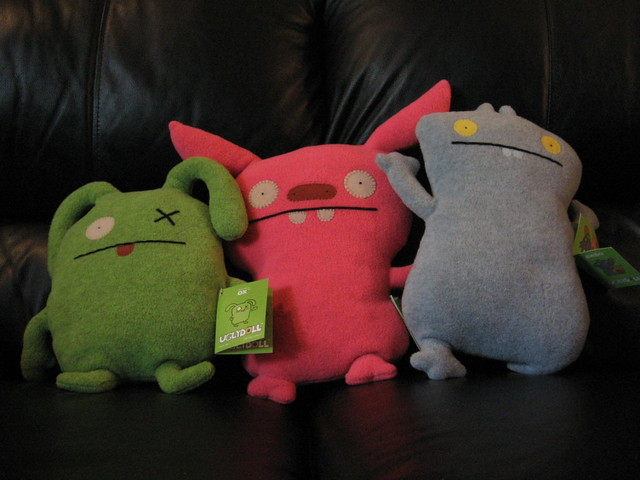 Buy products related to ugly dolls and see what customers say about ugly dolls on carlnoterva.ml FREE DELIVERY possible on eligible purchases. My husband has purchase Uglydolls for his niece in the past from a local toy store - which has since gone out of business. So .