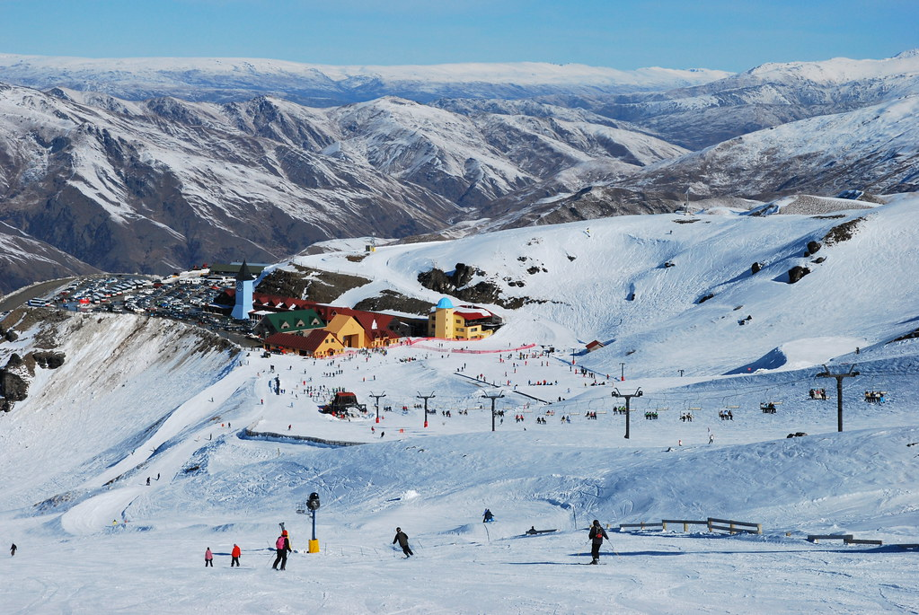 Cardrona - Southern Alps - South Island - New Zealand