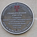 Plaque unveiling, Assembly House, Newcastle