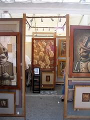 kansas city plaza art fair '09